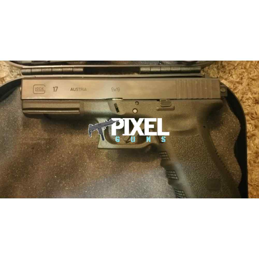 GLOCK 18 POST SAMPLE MACHINE GUN GLOCK 1