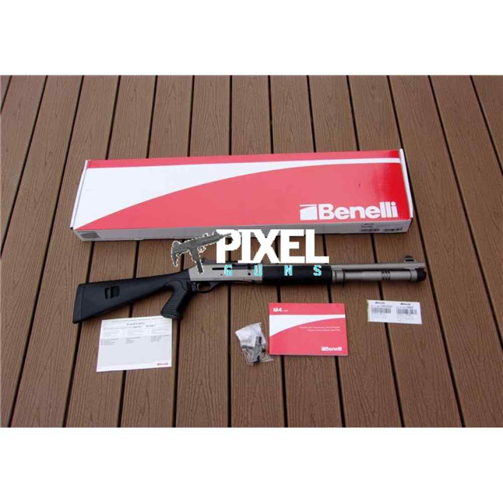 BENELLI M4 AUTO 12GA EXTENSION & COLLAPSIBLE STOCK